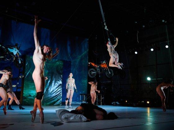 Vimeo nackt tanz